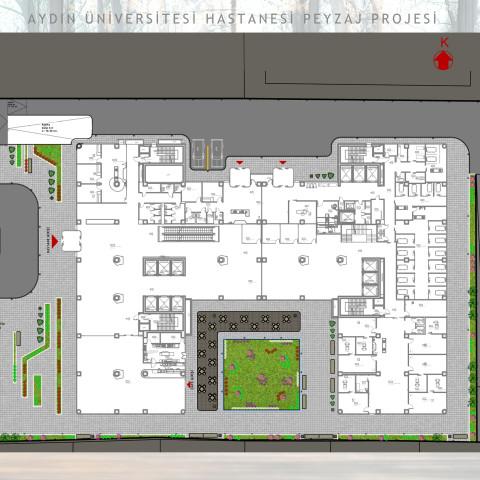 Aydın Üniverstesi Hastanesi (Medical Park)